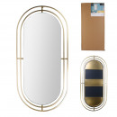 wholesale Mirrors:gold metal mirror