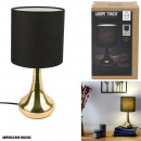 Touch Black Copper Lamp, 1-fold assorted