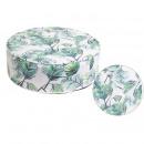 Pillow of round tropical soil diam 50cm, 1-time as