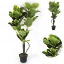 grossiste Plantes et pots: plante verte artificielle en pot 110cm