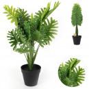 artificial plant philodendron 45cm