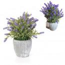 konstgjord växt lavendel 23cm
