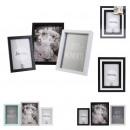 cadre photos x3 encastrable, 2-fois assorti
