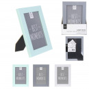 wholesale Pictures & Frames: photo frame solid frame 10x15cm, 3- times assorted