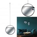 wholesale Mirrors: round hanging mirror 30cm