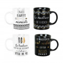mug life, 4- times assorted