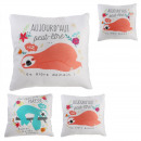 wholesale Cushions & Blankets: Pillow lazy 40x40cm, 2 times assorted