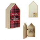 mayorista Casa y decoración: caja de llaves las llaves del chalet 14.8x8x27.4,