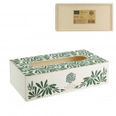 wholesale Decoration: jungle tissue box, 1- times assorted