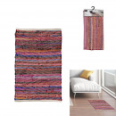 multicolored rug 50x80cm, 1- times assorted