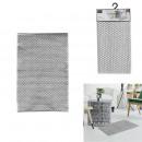 gray diamond rug 50x80cm, 1- times assorted