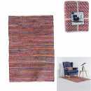 multicore rug 120x170cm, 1- times assorted