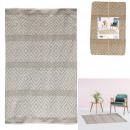 beige carpet 120x170cm, 1- times assorted