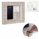 wholesale Decoration: wood advent calendar to complete