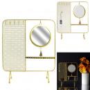 wholesale Jewelry & Watches: mirror jewelry wired metal 35.5x30x10cm