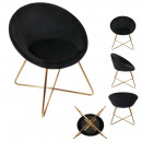 black karl chair