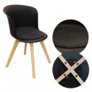 black enko chair