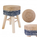 stool blue lagoon blue