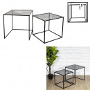 metal pull-out table x2 riga