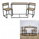 otis table and 2 chairs