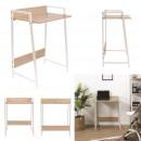 white gemini desk