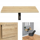 table murale pliante bois mila