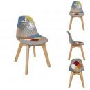 children's patchwork chair