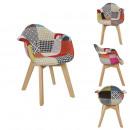 patchwork armchair child