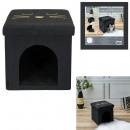 groothandel Tuin & Doe het zelf: opvouwbare poef kattenkennel