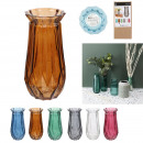 wholesale Home & Living: vase bala 22.3cm, 6- times assorted