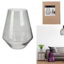 wholesale Flowerpots & Vases:gray kyara vase 21cm