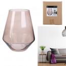 wholesale Flowerpots & Vases:kyara vase taupe 21cm