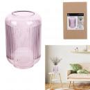 pink streak vase 21.5cm