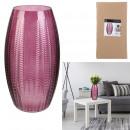 vase Magnolia dark pink 30cm