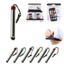 wholesale Notebooks & Tablets: Touch screen stylus, 6-fold assorted