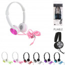 wholesale Consumer Electronics: headphones, 6-times assorted