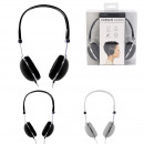 wholesale Consumer Electronics: wired headphones, 2- times assorted