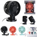 wholesale USB-Accessories: ultra-quiet USB fan 13x10x7cm, 3-fold