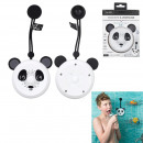 waterproof suction cup speaker panda 3w