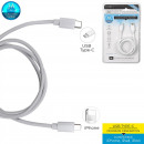 ultra fast charging cable 3a usb-c port Iphone