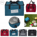 wholesale Cooler Bags: freshness lunch bag, 4-times assorted