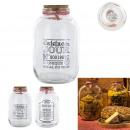 jar cap liege 4l, 2-times assorted