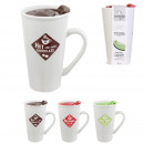 mug with transport lid 56cl, 3- times assorted