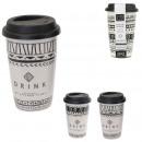 ceramic transport mug silicone cover, 2-f