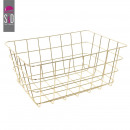 wired storage basket kitchen mm dore, 1-faith