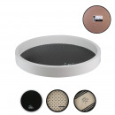 round wooden serving tray 30cm, 3-fold assor