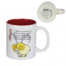 mug belier 35cl, 1- times assorted