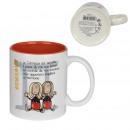 mug gemeaux 35cl, 1- times assorted