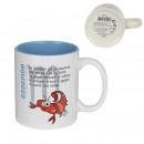 mug scorpion 35cl, 1- times assorted