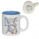 fish mug 35cl, 1- times assorted